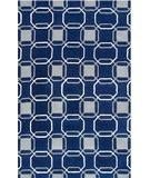 RugStudio presents The Rug Market America Rexford Westover 44330 Navy Blue/grey Hand-Tufted, Good Quality Area Rug